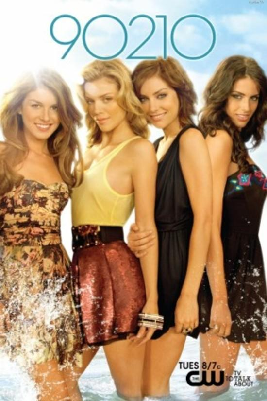 90210 1ª ,2ª ,3ª,4ª e 5ª Temporadas HDTV - Torrent