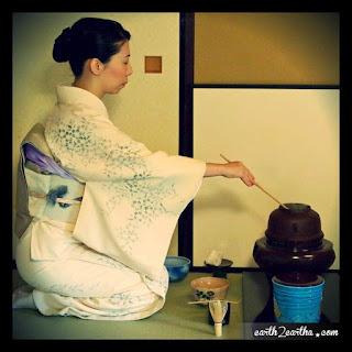 Japanese Tea Ceremony Master