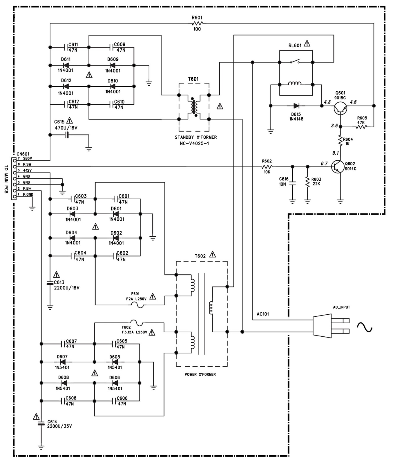 untitled.bmp yamaha _ thomson cs 100 cs 105 schematic diagram [circuit yamaha schematic diagram at n-0.co