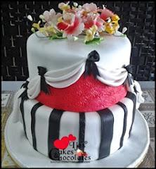 Wedding Cake~Fondant