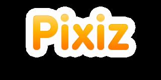 برنامج تعديل الصور Pixiz اون لاين