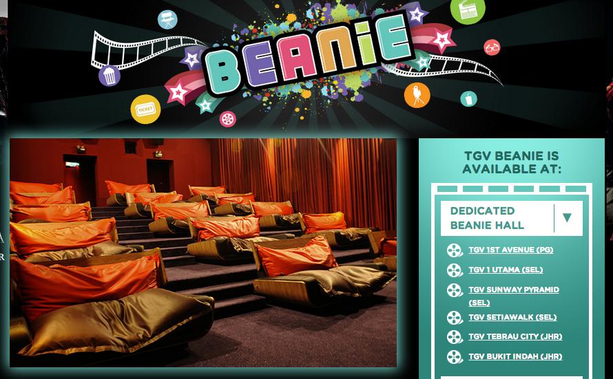 TGV Beanie Movie