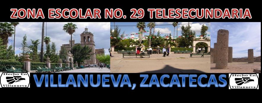 Zona Escolar No. 29 Telesecundaria