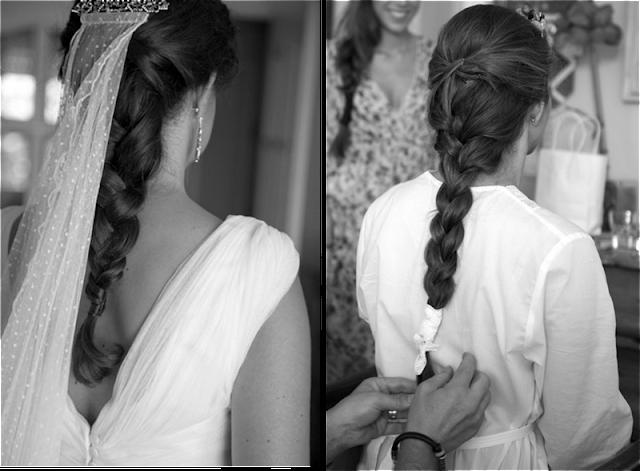 Peinados de novia con trenzas belleza foro for Trenza boda