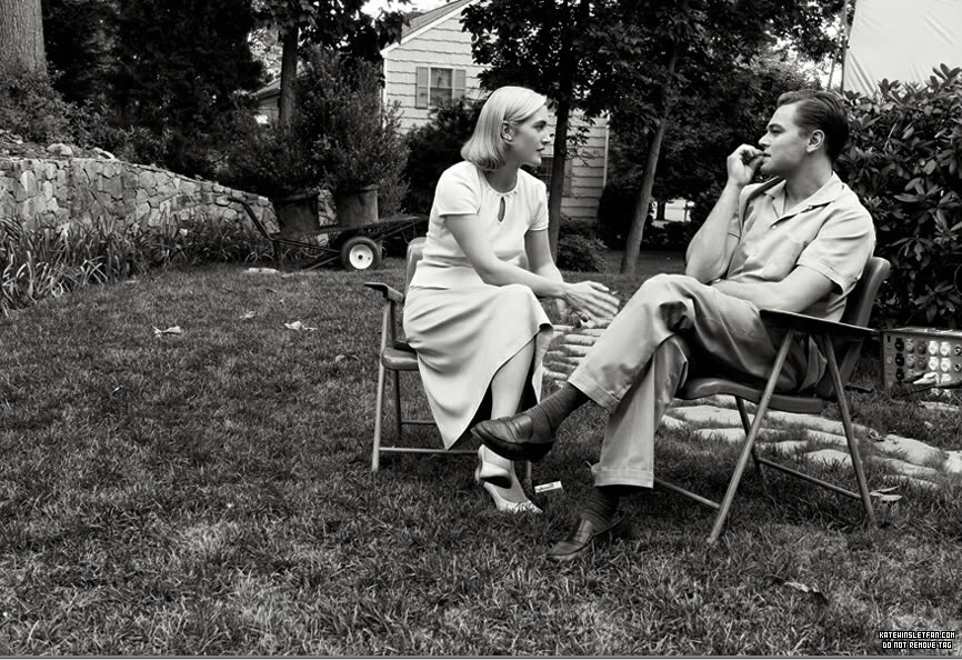 a revolutionary road Plenty, and hold on, because the raw and riveting revolutionary road hits you  where it hurts to hear kate winslet, as april wheeler, express.