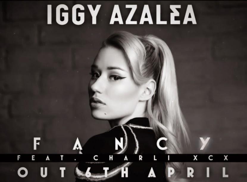 Iggy Azalea Album Cover simon sez-CD: NEW SING...