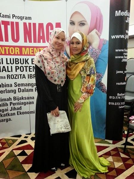 bersama pn rozita ibrahim