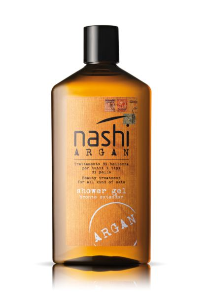 nashi argan Bronze Extender Shower Gel