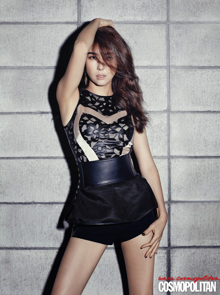 Kim Wan Sun Cosmopolitan February 2014