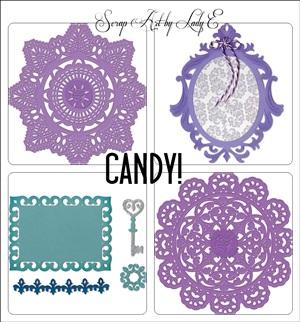 Candy hos Lady E