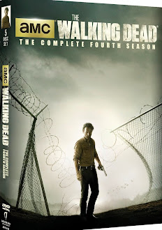 DVDs in my collection: The Walking Dead  Season 4