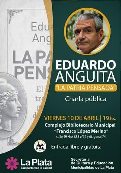 Eduardo Anguita - Charla pública