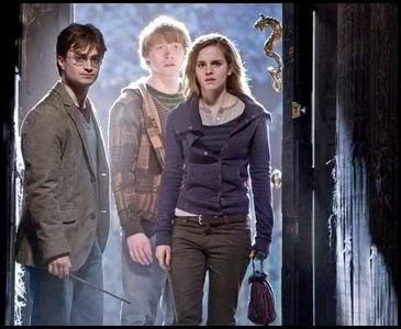 Harry Potter y las reliquias de la muerte - Parte I (David Yates, 2010)