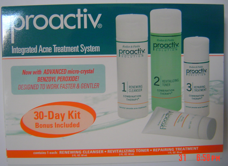 skin solution, acne, proactiv
