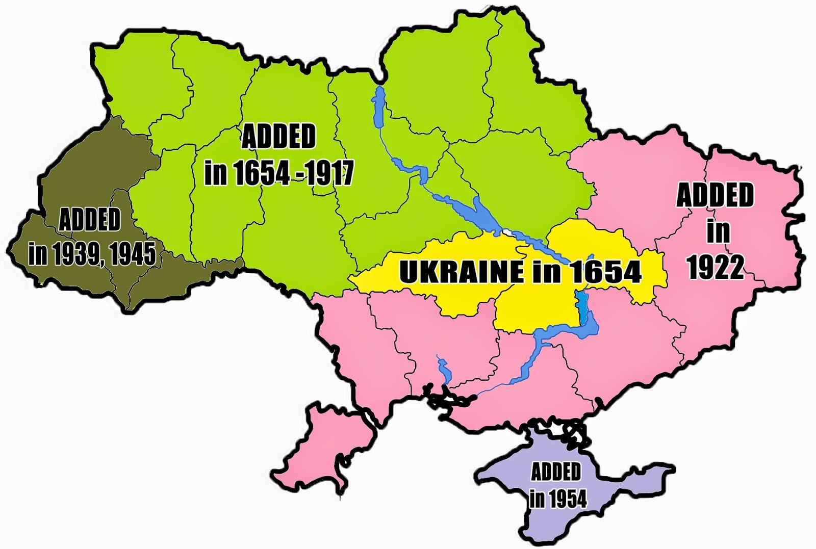 Киев призвали отказаться от части территорий