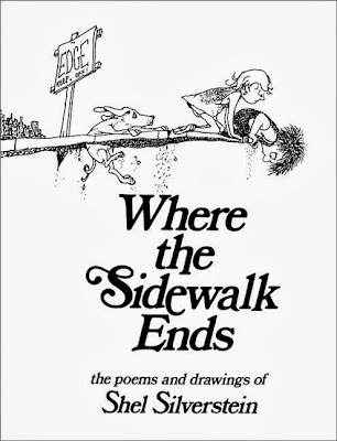 10 greatest books for children list - Where the Sidewalk Ends by Shel Silverstein
