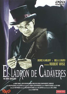 El Ladrn de Cadveres