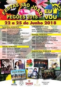 Pegões(Montijo)- Festas de São João 2018