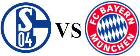 Schalke 04 vs Bayern Munich