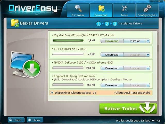 DriverEasy v4.7.8 Portable