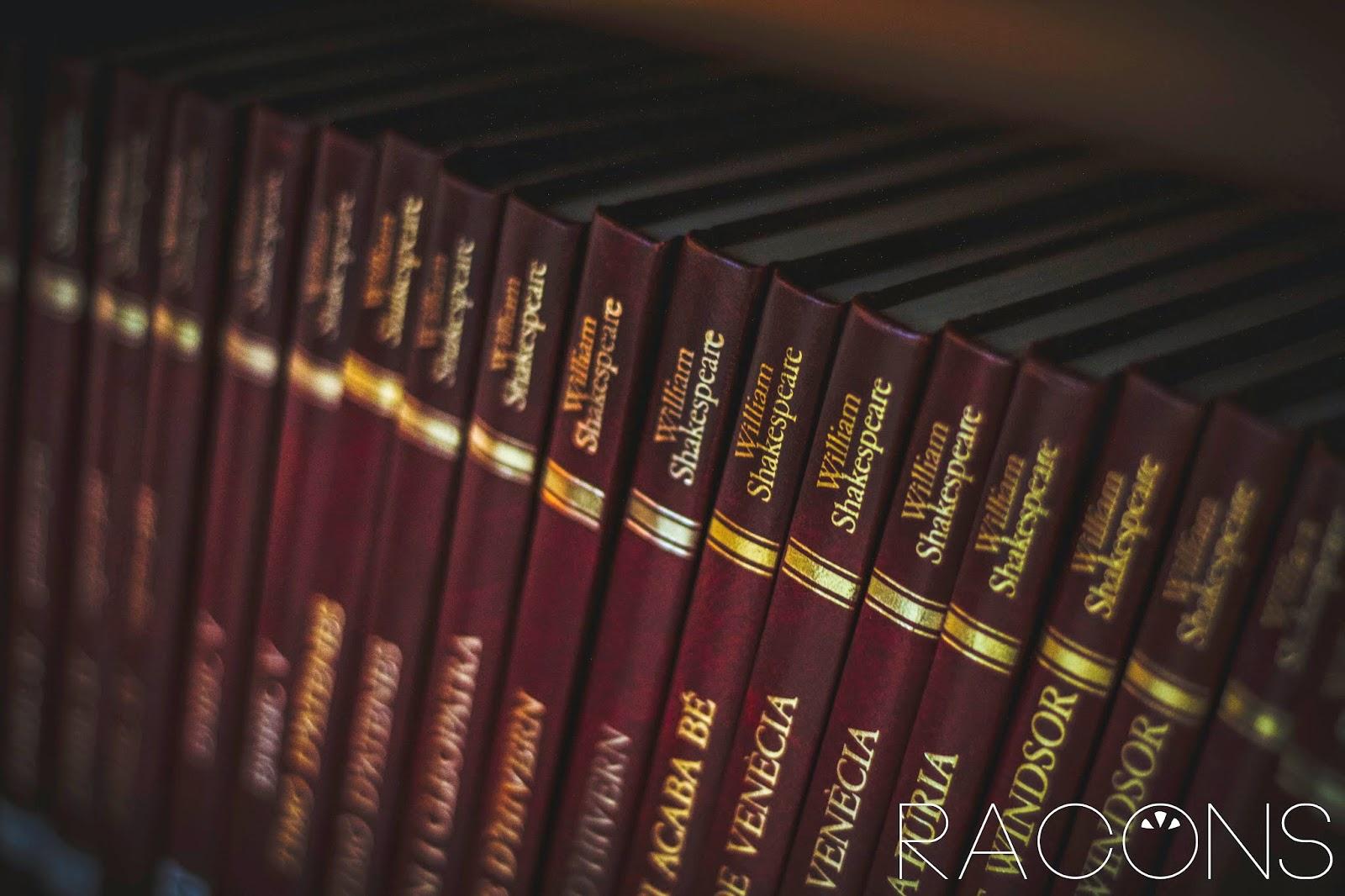 llibres biblioteca galliner - shakespeare