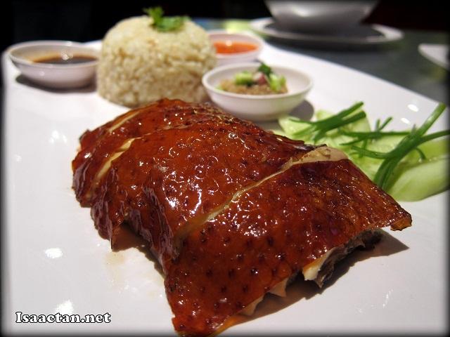 Chicken Rice - RM9.80