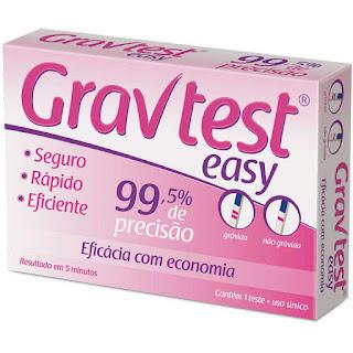 Teste de gravidez grav-test easy®