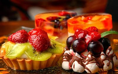Un delicioso postre - Sweet desert