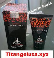 Ciri Ciri Titan Gel Asli Rusia