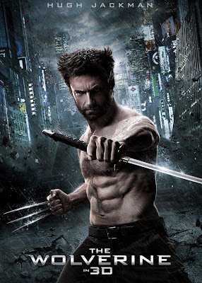Richard Silver Screen Reviews: The Wolverine