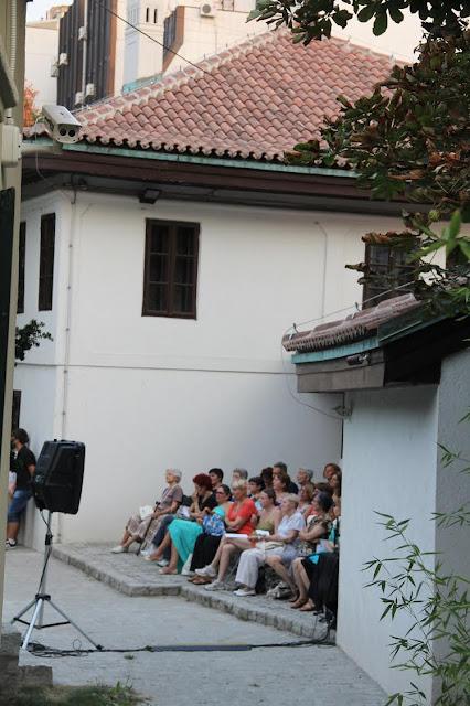 Filmovi u dvorištu Muzeja Vuka i Dositeja
