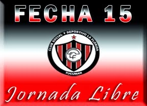 FECHA 15 - LIBRE