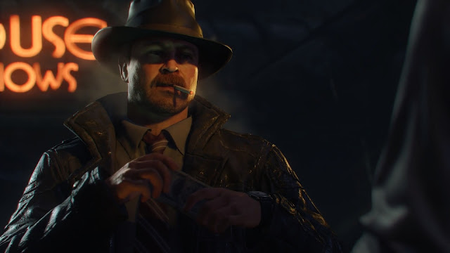 Call of Duty: Black Ops III shadows of evil detective zombies