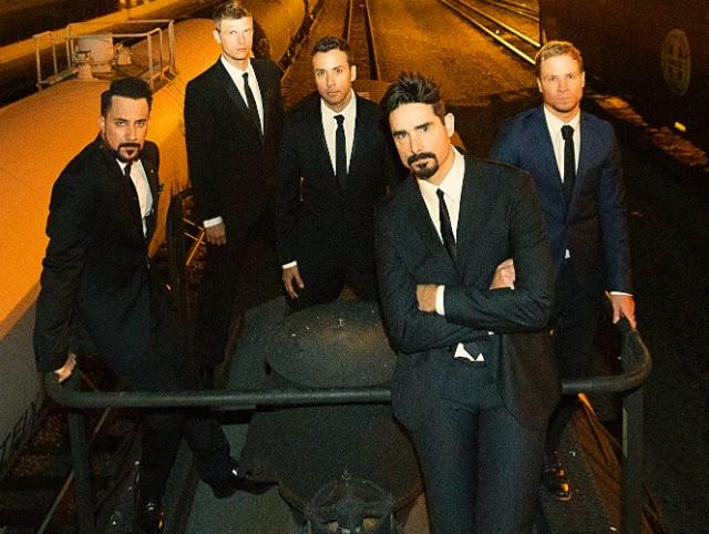 Konsert Backstreet Boys 3 Mei 2015 Di Stadium Negara
