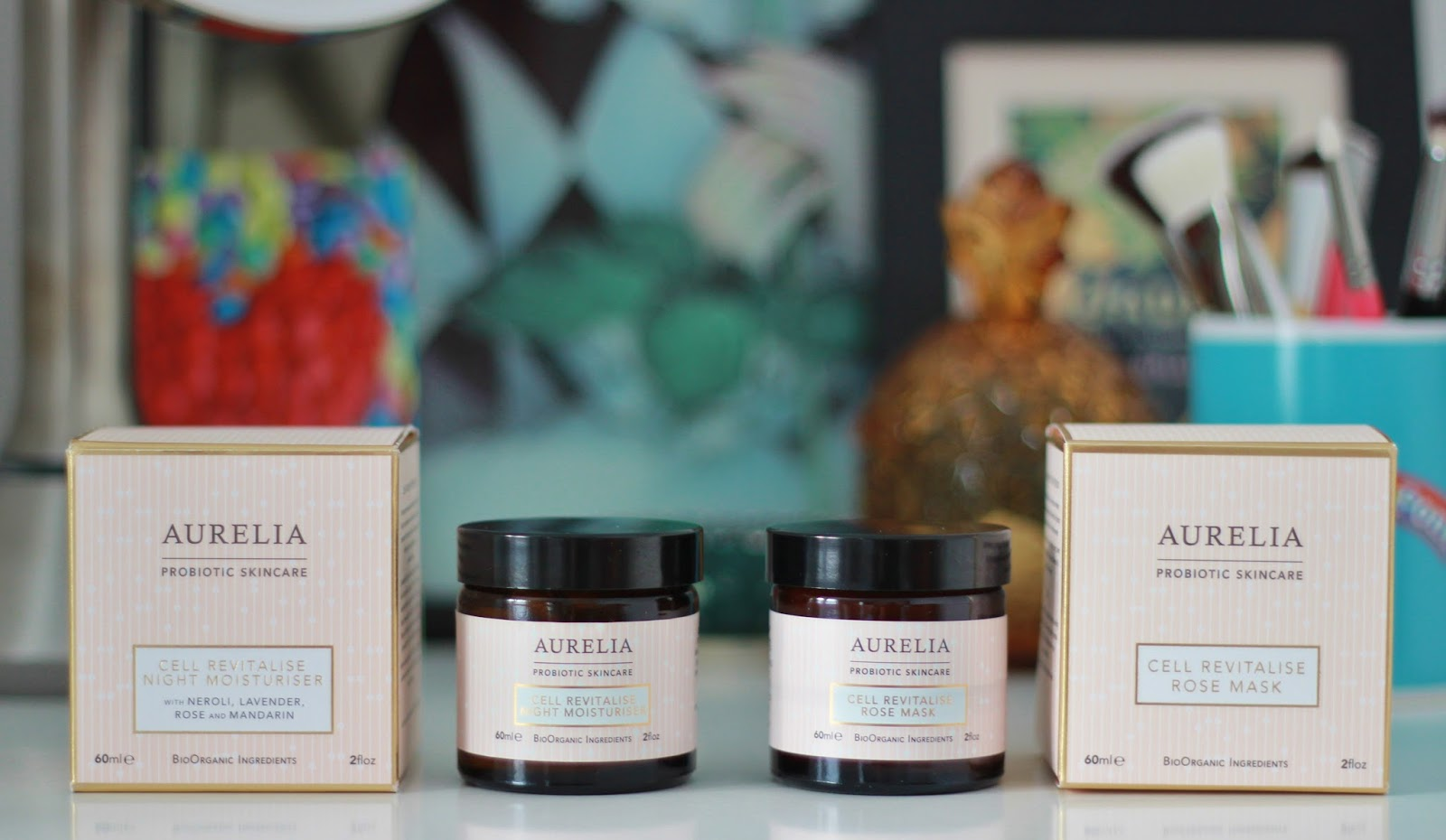 aurelia probiotic skincare review