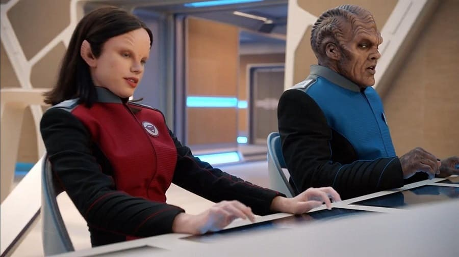 The Orville - 1ª Temporada 2018 Série 1080p 720p FullHD HD WEB-DL completo Torrent