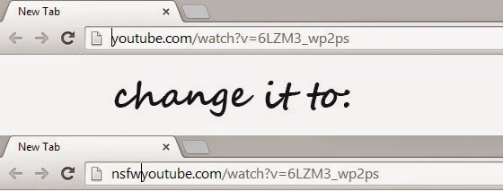 Bypass youtube age restrictions and ads without extensions in just 2 using nsfw youtube ccuart Choice Image