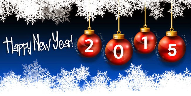 Happy New Year 2015 Awesome HD Image