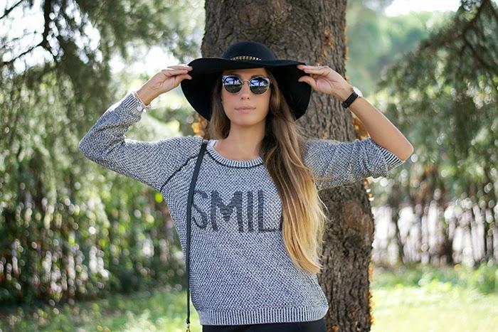 maglione smile