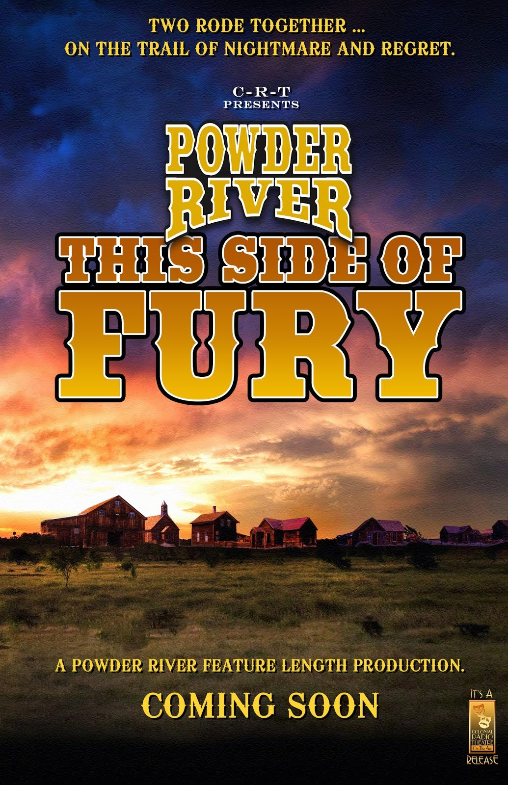 Powder River - This Side Of Fury