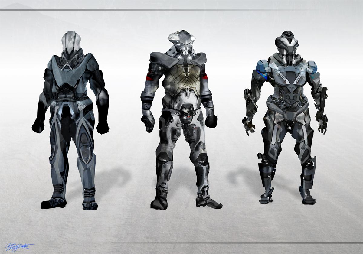 Robot Humanoide 2012 Humanoid Robot Concepts