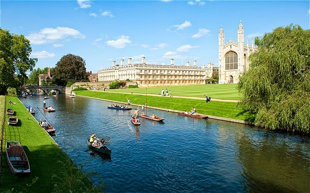 Budget travel guide to Cambridge
