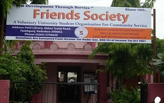 Friends Society Building - Year 2011
