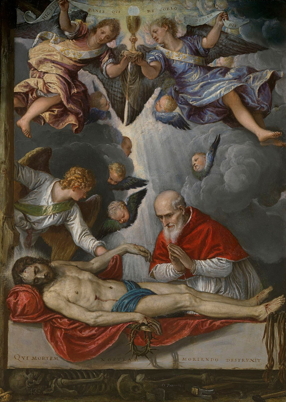 Spencer alley european religious paintings 15th 17th for Dujardin arras