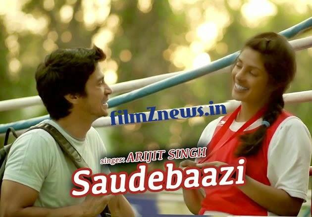 Saudebazi iK Hansi Ki Lyrics from Mary Kom | Arijit Singh
