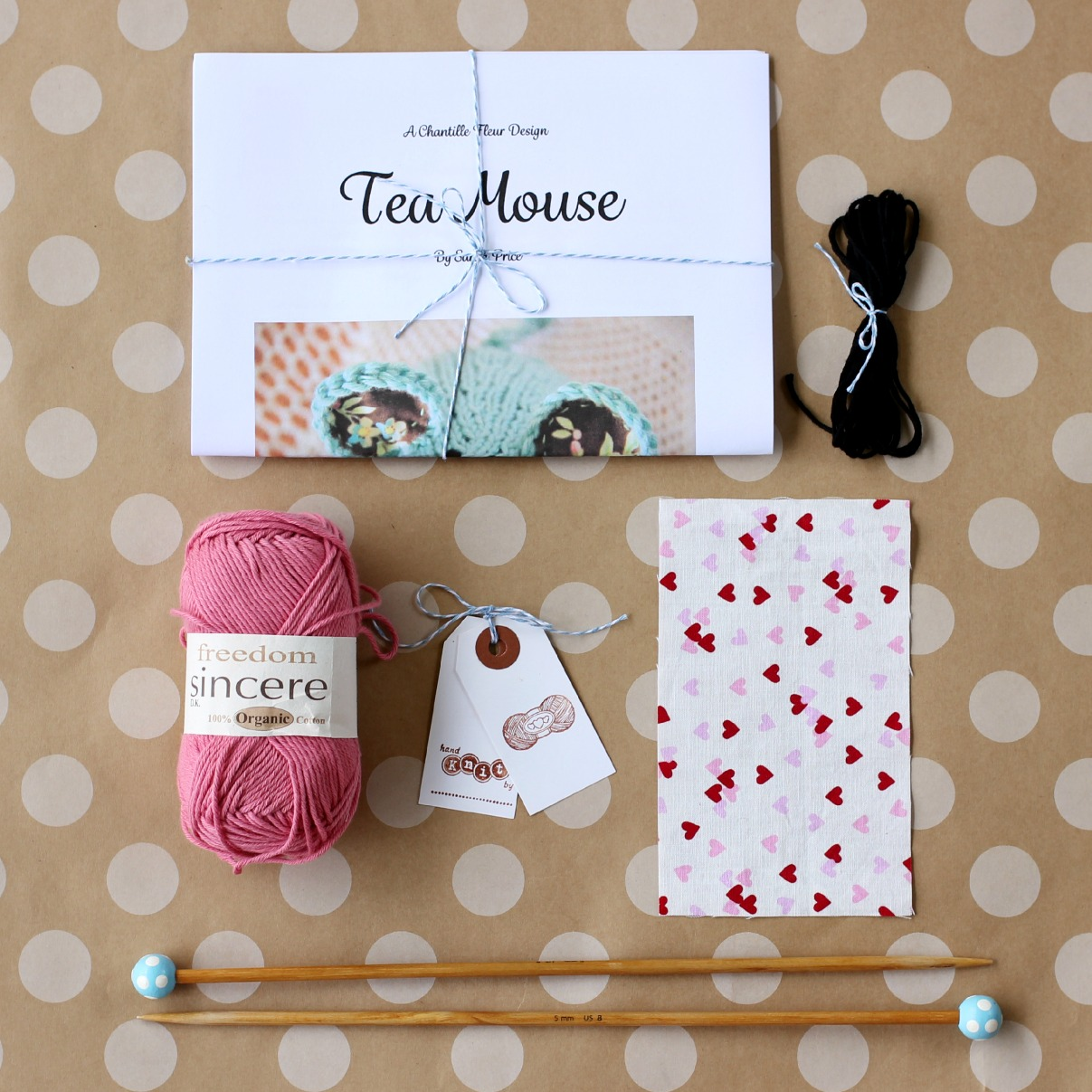 Tea Mouse KITS