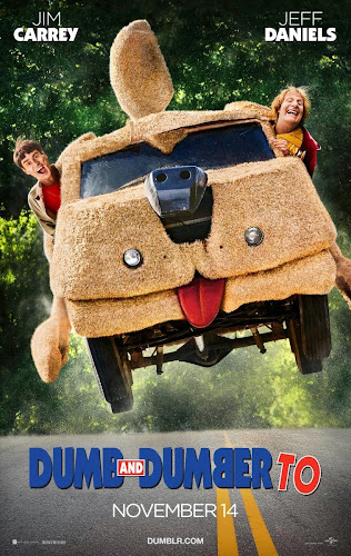 Dumb and Dumber To (BRRip 720p Dual Latino / Ingles) (2014)
