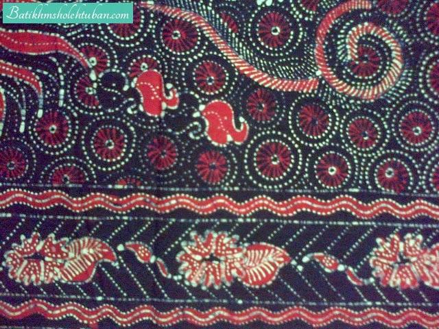 Kain Bahan Batik Tuban 1711C