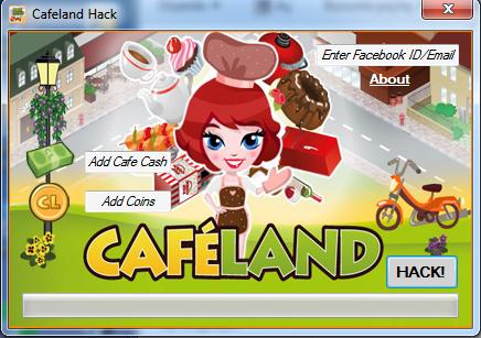 keygencrack: Cafeland ...