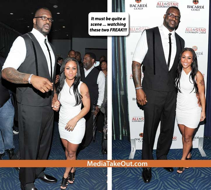 shaq and hoopz. SHAQ AND HOOPZ SPOTTED AT